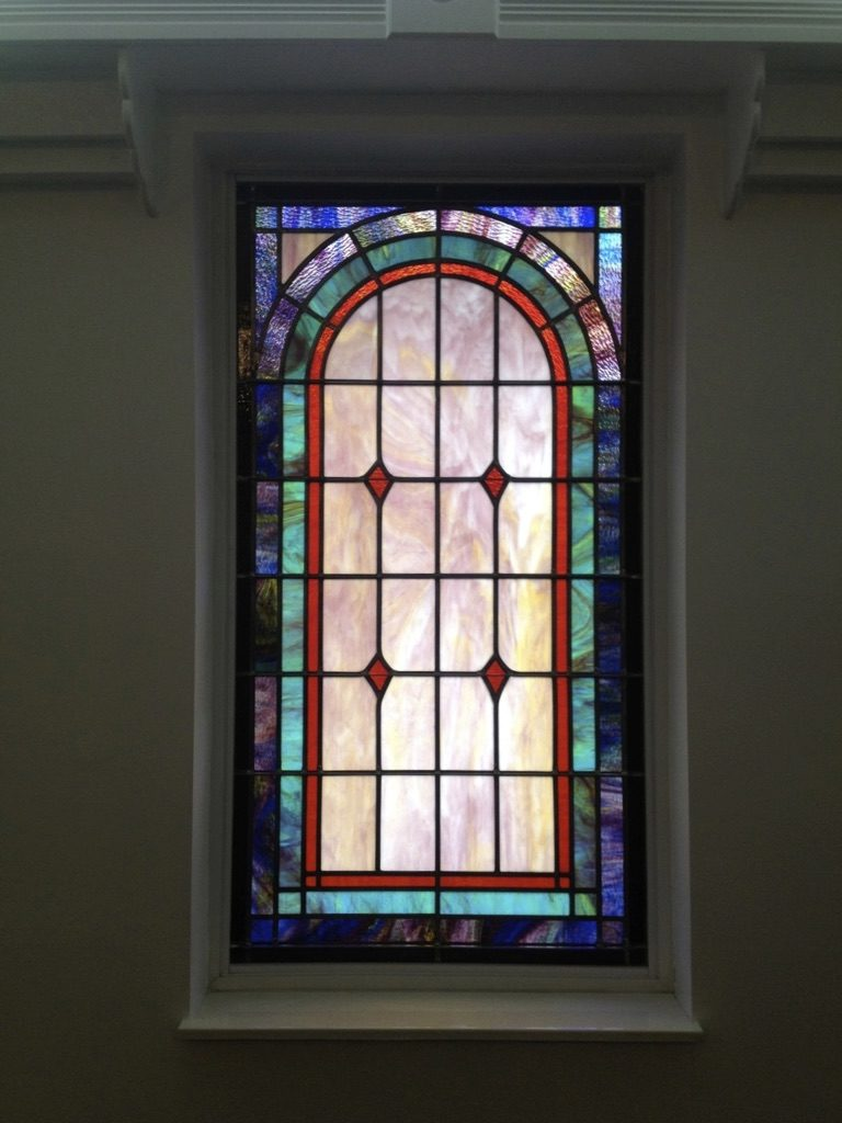 Opalescent Glass Leeds Stained Glass